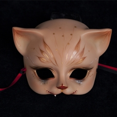 1/3 Mask of Cat Demon/Sun-tanned