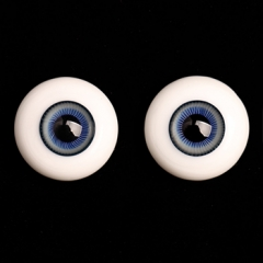 18MM blue eyeballs