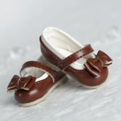 1/6 sweet dancy shoes(brown)