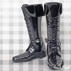 70+ Noble boots(black)