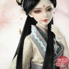1/3 chinese traditional girl clothes/DiaoChan