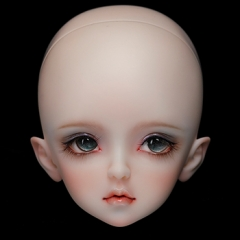 Light snow(20th solar term)- (face make up)