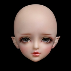 Shan Hai Jing-1/3 Female Mandarava (Face Make-up)